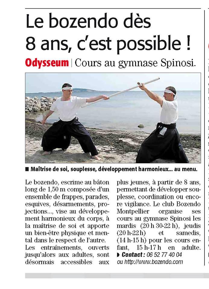 Bozendo Montpellier s'ouvre aux plus jeunes
